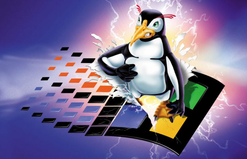 Linux Microsoft