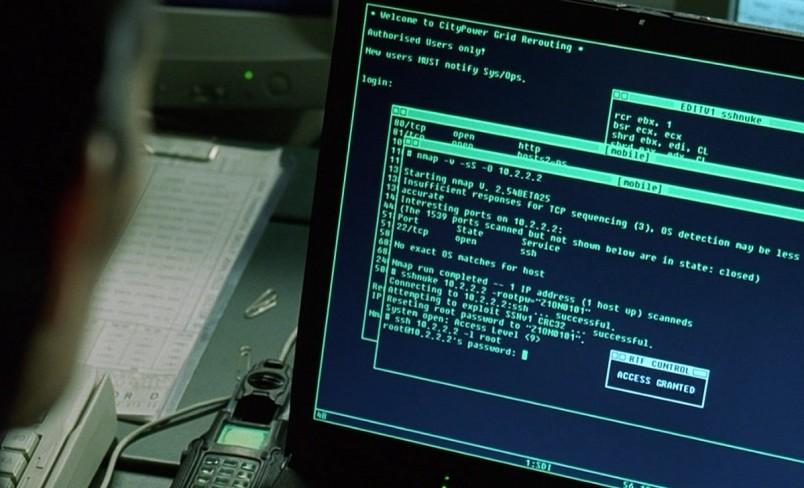 hacking bank