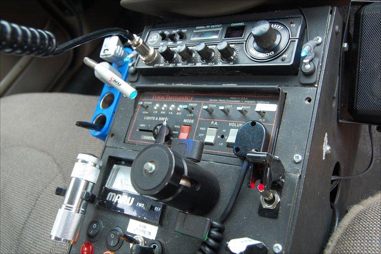 radio policja